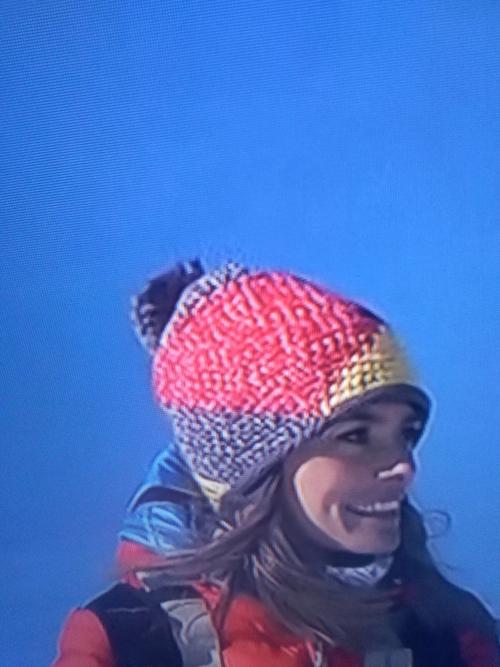 A sciare con tanti colori
