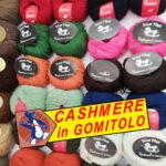 Cashmere in GOMITOLI